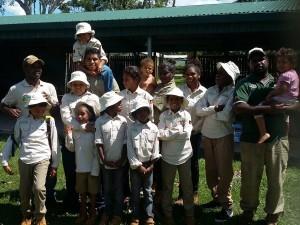 Kalan Junior Rangers participants